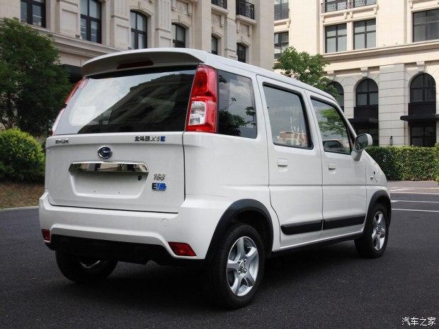 补贴后售6.1万起 昌河北斗星X5E上市-汽车氪