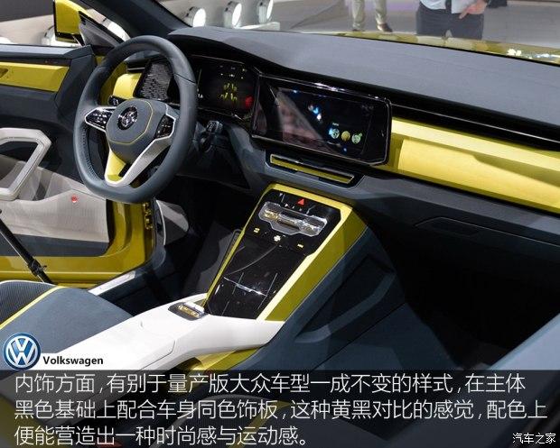有望明年推出 T-Cross将落户上汽大众-汽车氪