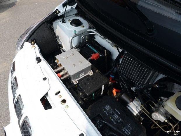 华泰新能源 华泰EV160R 2017款 标准型