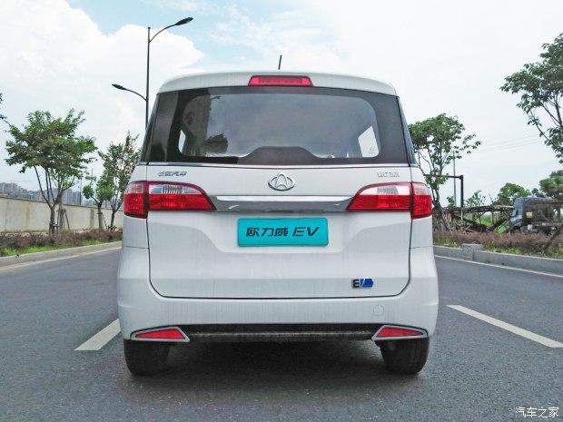 长安汽车 欧力威EV 2017款 基本型