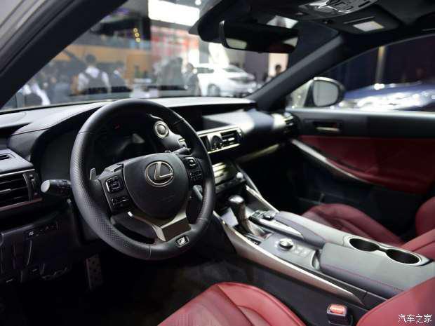 预售33.5万起 新款雷克萨斯IS接受预定-汽车氪