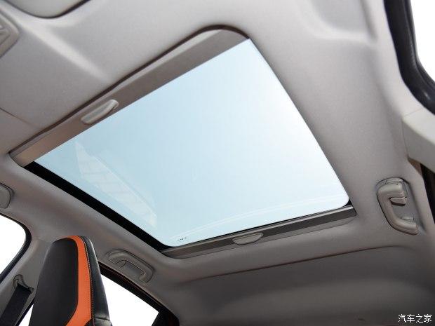 吉利汽车 远景X1 2017款 基本型