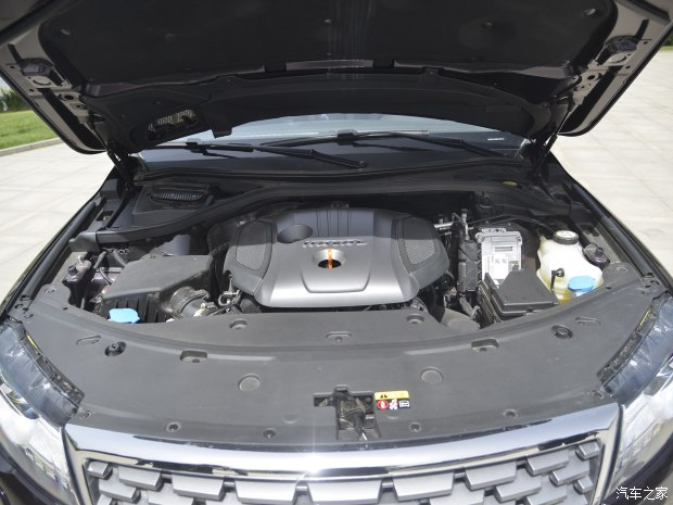 长城汽车 哈弗H8 2017款 2.0T 汽油四驱尊享型