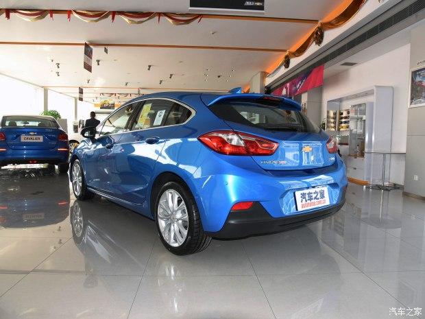 全新科鲁兹两厢版上市 售10.99-16.99万-汽车氪