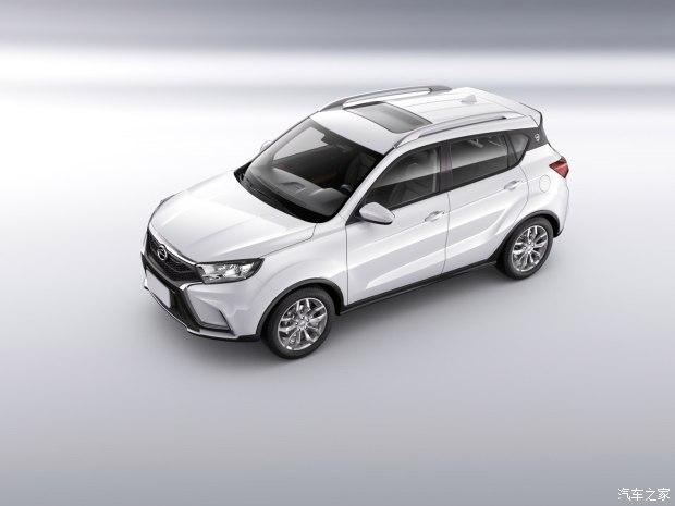 上海车展发布 陆风E36正式定名陆风X2-车神网