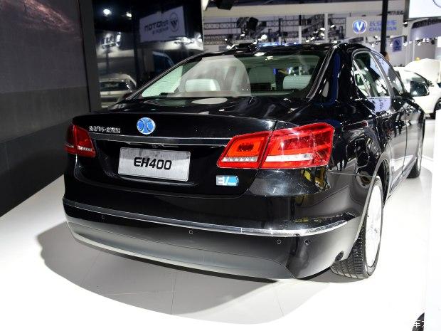 北汽新能源EH300上市 售34.58/35.58万-汽车氪