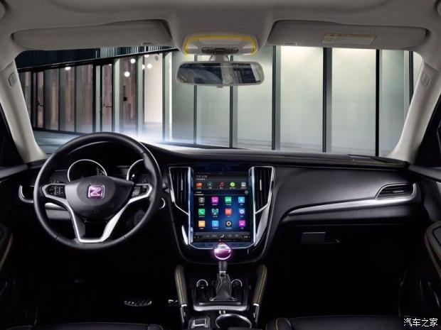 众泰SR7-GAL正式上市 售36.6666万元-汽车氪