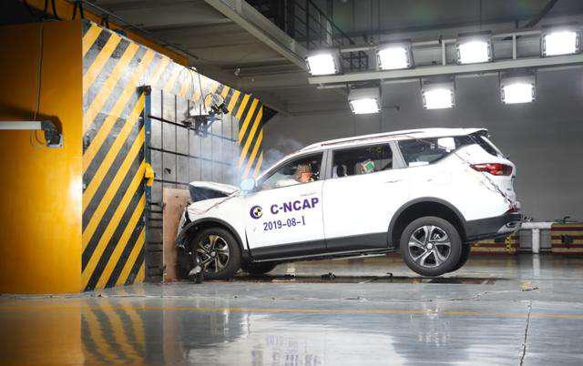 高标准造车 科赛通过史上最严C-NCAP五星安全碰撞