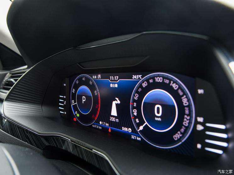 上汽斯柯达 速派 2019款 TSI330 DSG豪华版