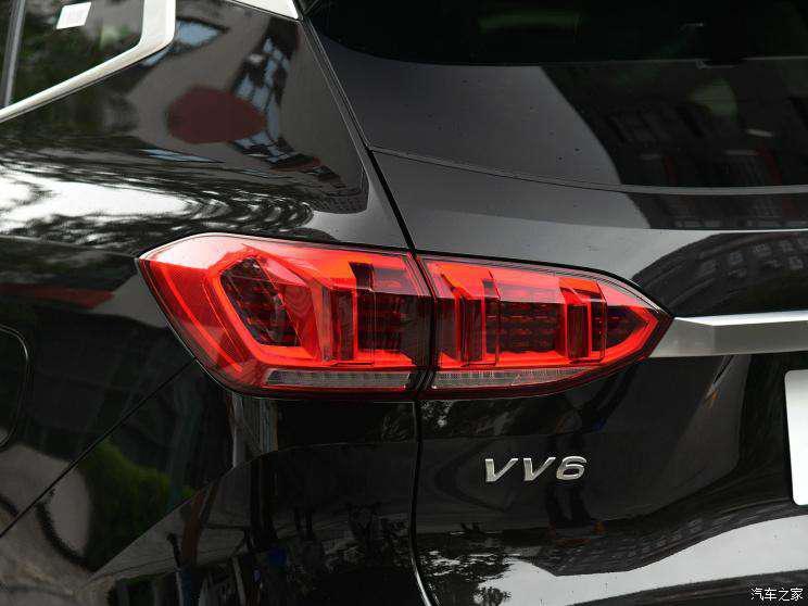 长城汽车 WEY VV6 2020款 2.0T 两驱Collie智行