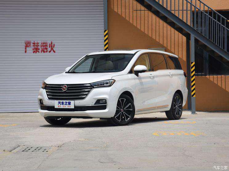 汉腾汽车 汉腾V7 2019款 1.5T 手动精英型 7座 国VI