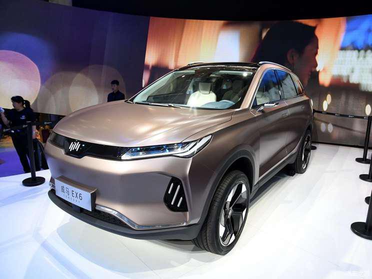 威马汽车 威马EX6 2018款 Concept