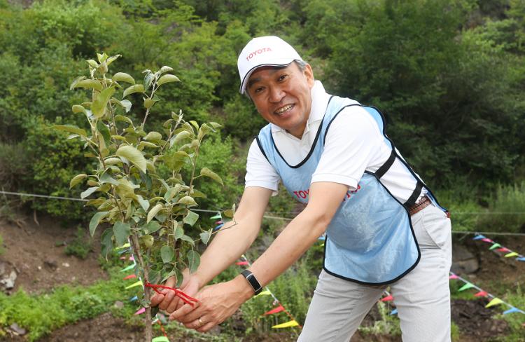 CSR案访|丰田的公益理念 能给一个中国山村带来什么?