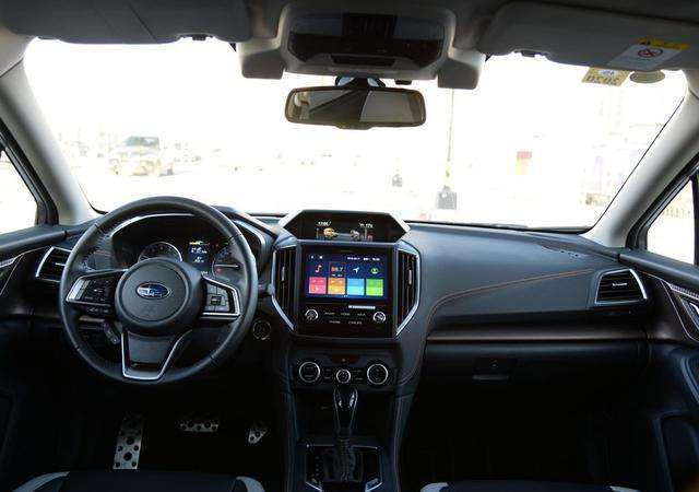 斯巴鲁XV,一款专为年轻人打造的个性SUV-汽车氪
