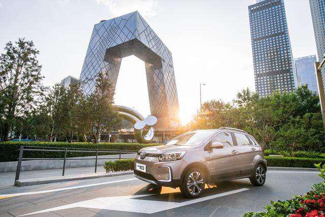 9.99万起 新实力长续航纯电SUV——北汽新能源EC5上市