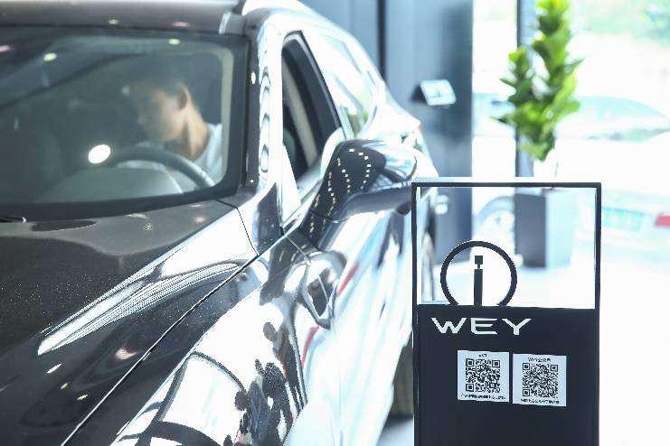 """长城汽车首家全场景AI智慧门店,打造汽车行业""""新四化""""标杆-汽车氪"""