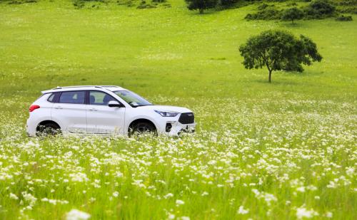 10万级SUV新哈弗H6 Coupe与大众探歌上演大PK!究竟谁能更胜一筹?