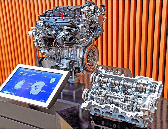 全球首创!现代汽车发布CVVD技术黑科技动力