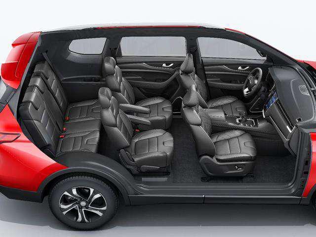 2020款科赛告诉你,为什么要选择大SUV