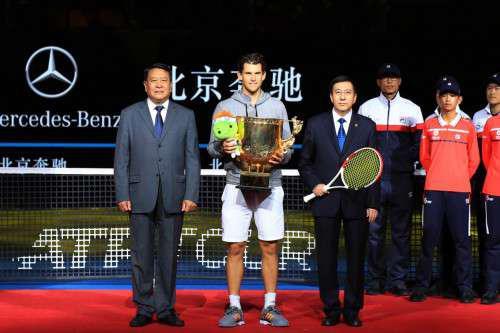 星耀中网 成就跨界合作典范 ——北京奔驰助力2019年中国网球公开赛圆满举办