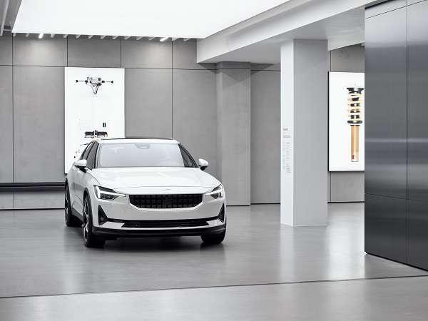 欧洲首家极星艺术空间于挪威奥斯陆正式开业-车神网