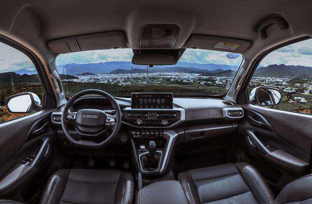 长安凯程F70皮卡开启预售 10.38-14.08万元 都市越野都能用-汽车氪