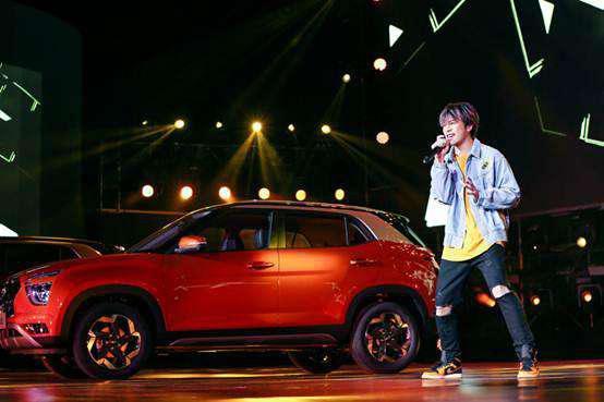 年轻人的第一款车 北京现代新一代ix25&新一代悦纳活力上市-车神网