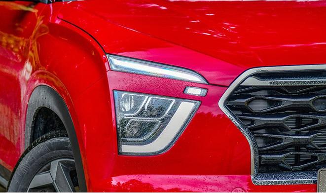 打卡网红重庆 新一代ix25展现超低油耗-车神网