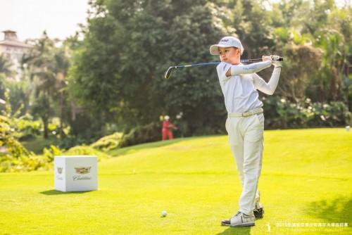 开始,见证勇敢的自己 2019凯迪拉克青少年高尔夫球巡回赛暨观澜湖三杆洞系列赛总决赛落幕-汽车氪