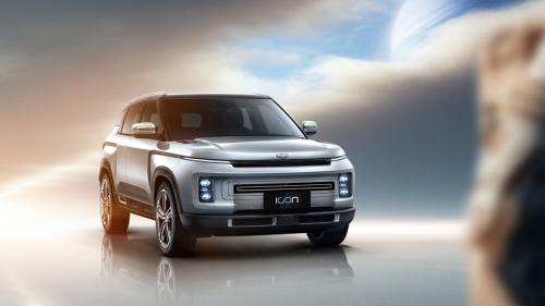 """广州车展最值得关注车型将限量预售 吉利icon""""银河限量版""""将在广州车展全球首发"""