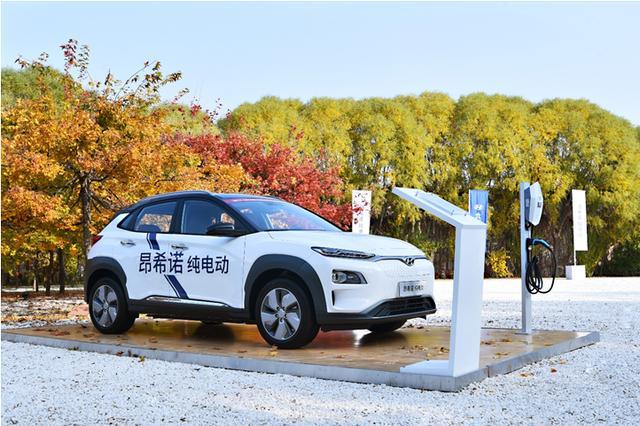昂希诺纯电动上市17.28万起 置换补贴4万元-车神网