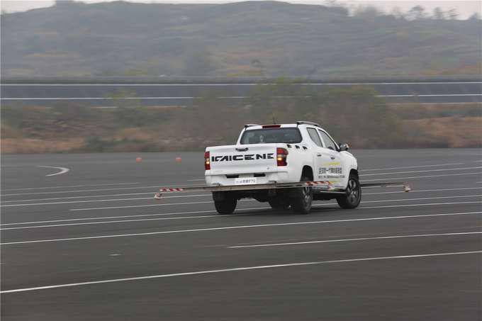 走进长安全球研发中心看长安凯程F70车底的秘密-图10