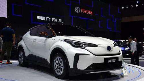 为什么说2020年的丰田EV元年 会改变中国新能源市场