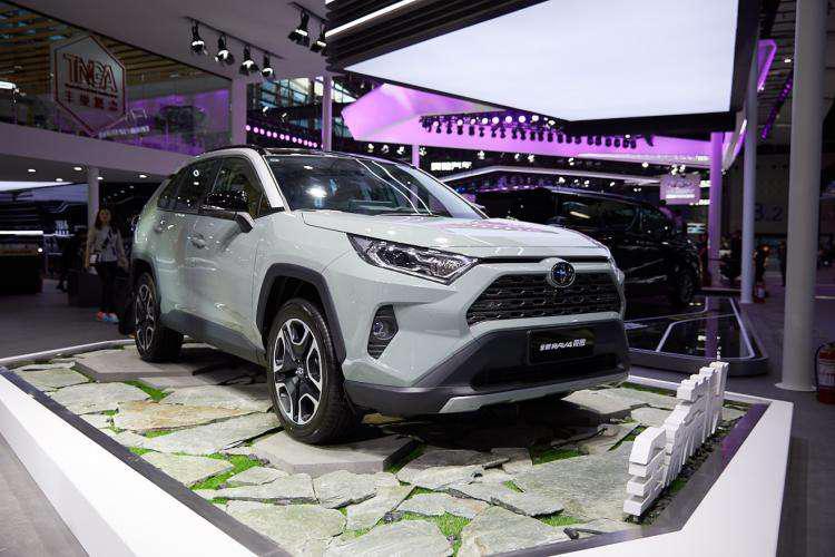 TNGA全面上新 广州车展众目聚焦一汽丰田-车神网