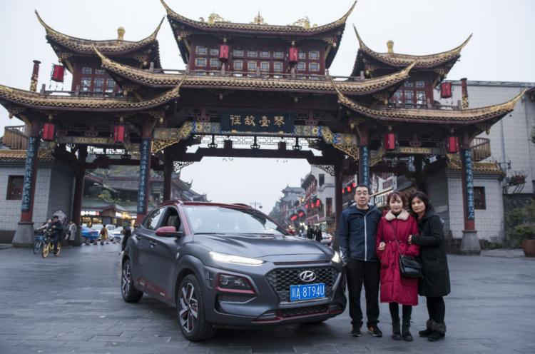 北京现代助力圆梦 诠释父爱无言的守护