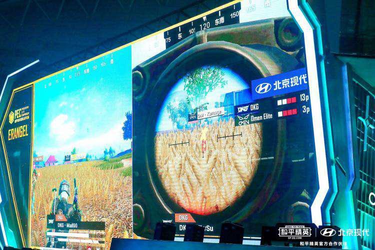 北京现代强势助阵PEC《和平精英》终极之战 再掀电竞风潮-车神网