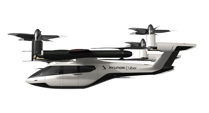 2020 CES现代汽车展示未来移动出行愿景 北京现代加速技术应用落地