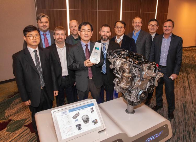 现代汽车两款车双双上榜2020沃德十佳 北京现代持续引进新技术