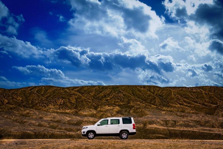 上得台面,下得路面,你要的全能座驾就是长安欧尚X70A