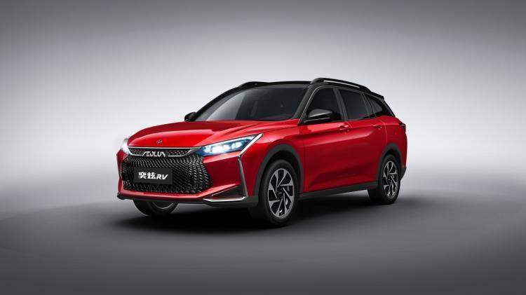 命名风神奕炫RV,东风风神新款SUV首次曝光-车神网