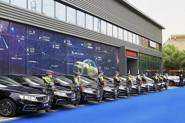 千辆军车陆续交付,中国博瑞彰显军工品质-汽车氪
