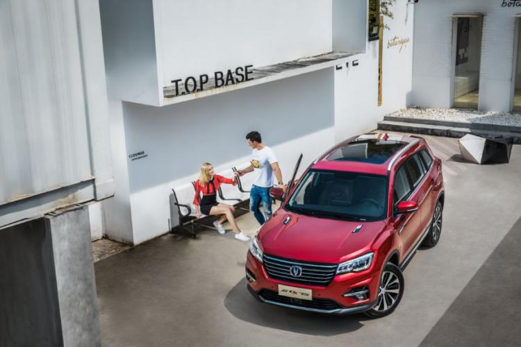 做个务实派,与长安汽车新CS75 2020款的亲密接触-汽车氪
