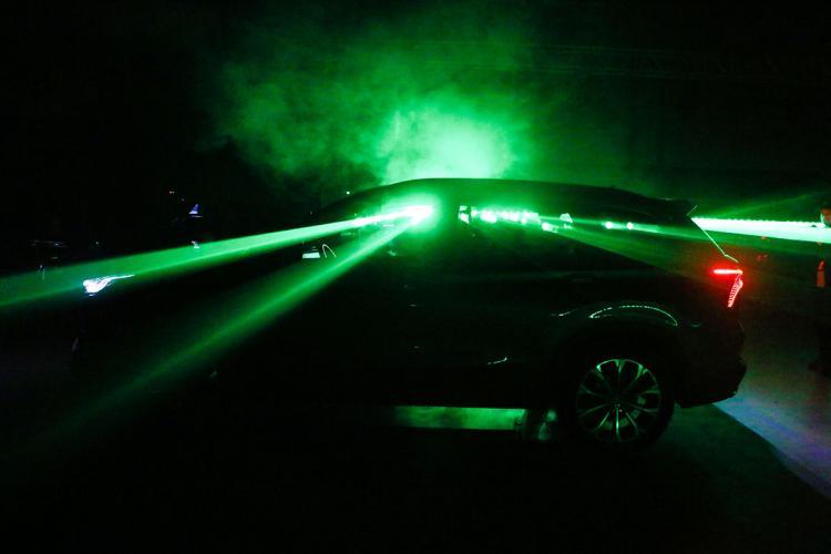 """开车出门车内要不要带口罩?看过这场长安汽车的""""黑科技""""实验你就明白了-车神网"""