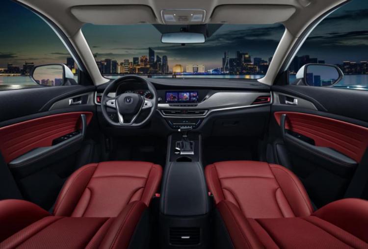 小型SUV界学霸车型——长安CS35PLUS连续8个月销量领跑!-汽车氪