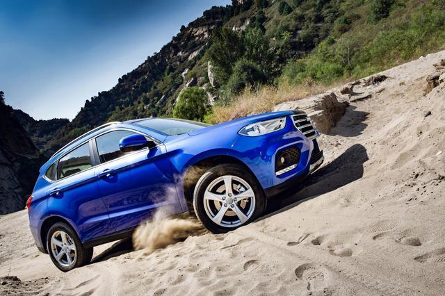 哈弗H2怎么样?车主评价:同级中最强钢炮,钢炮界最强小型SUV