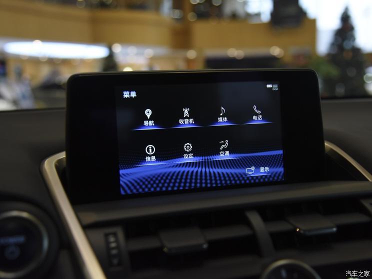 雷克萨斯 雷克萨斯NX 2020款 300h 全驱 锋致版 国VI