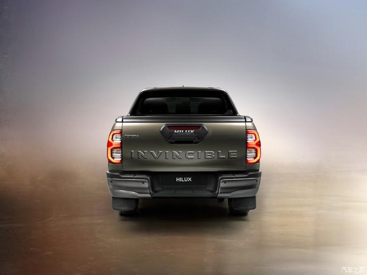 丰田(进口) Hilux 2020款 基本型