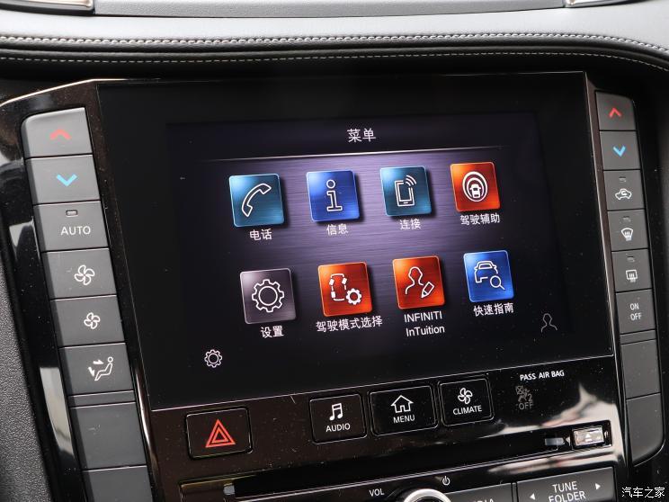 东风英菲尼迪 英菲尼迪QX50 2020款 2.0T 两驱菁英版