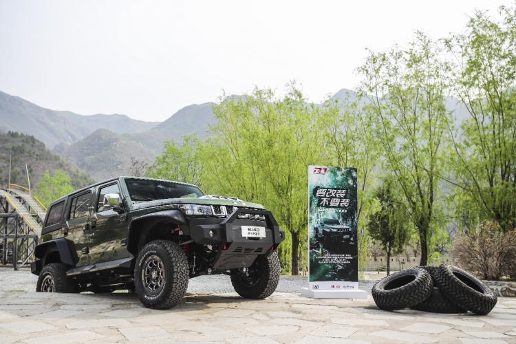 """""""官改""""越野车扎堆上市 为何说BJ40雨林穿越版才是为专业玩家而生?-汽车氪"""