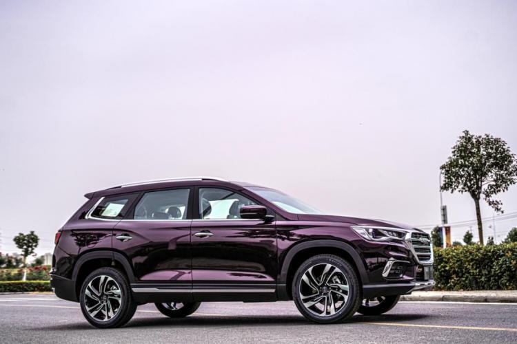 买车纠结选色?龙晶紫的捷途X90让你爱不释手-汽车氪